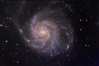 M101 from BMV Observatories
