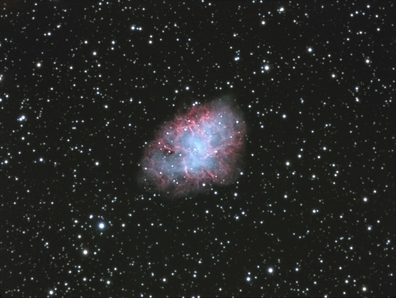 M1 from BMV Observatories