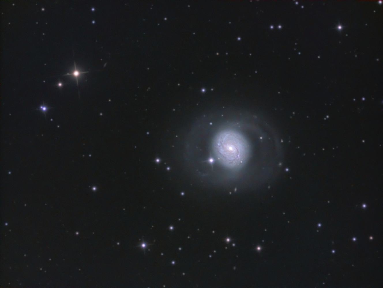 M77 from BMV Observatories