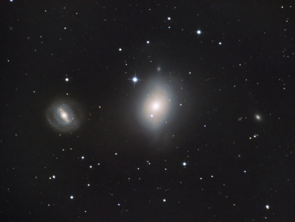 M85 from BMV Observatories
