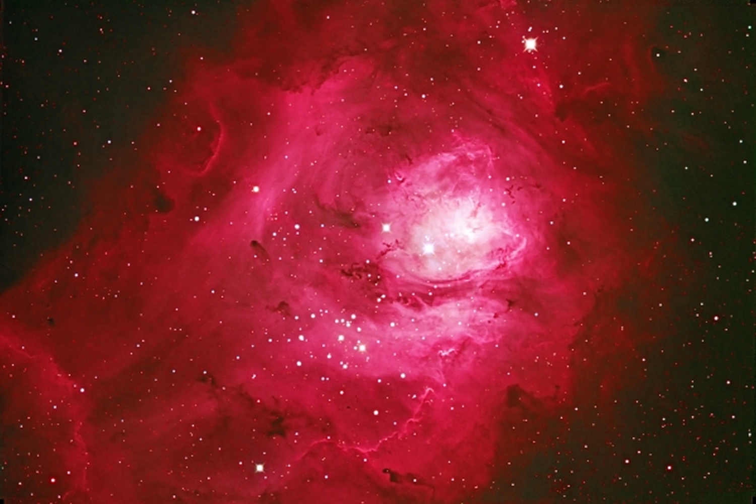 M8 from BMV Observatories